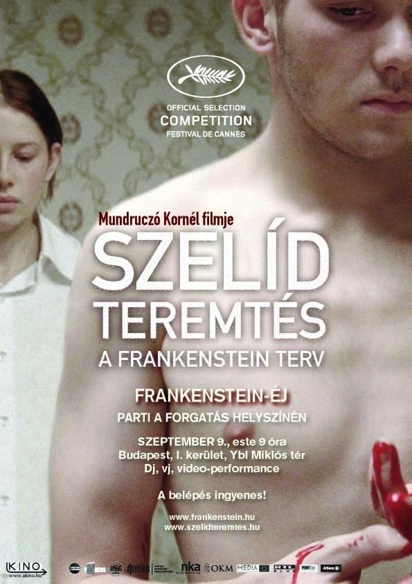 Szeptember 9-én Frankenstein-éj