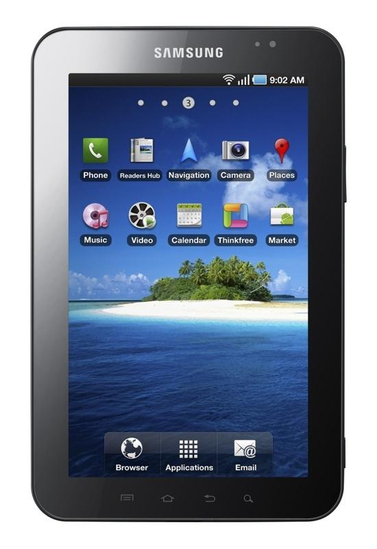 Samsung Galaxy Tab és új 3D TV-k az IFA-n