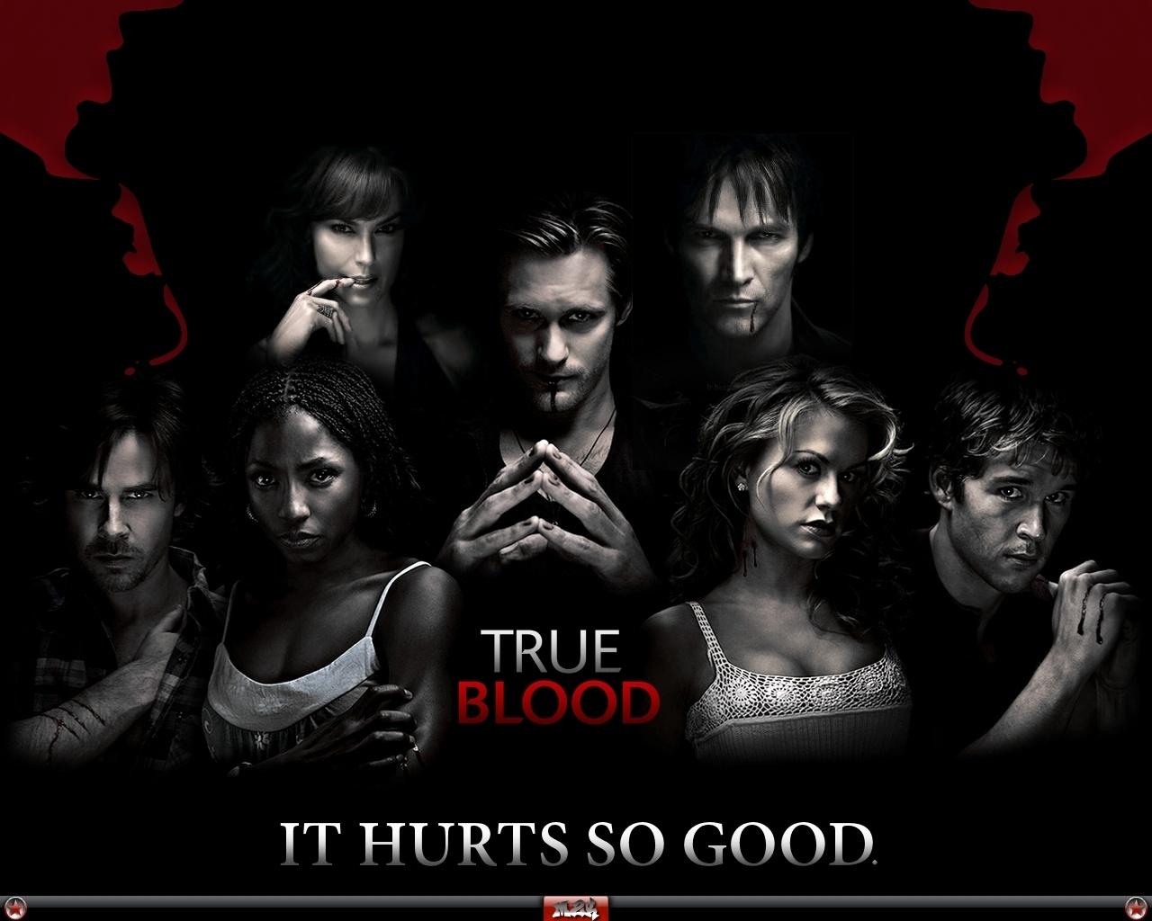 Moziba mehet a True Blood