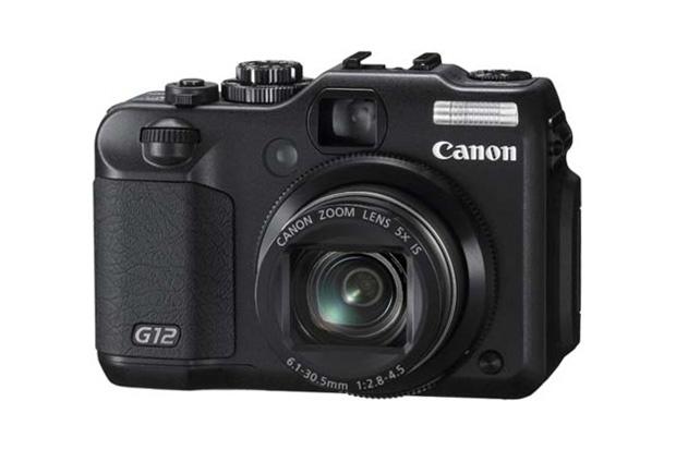 Érkezik a Canon PowerShot G12