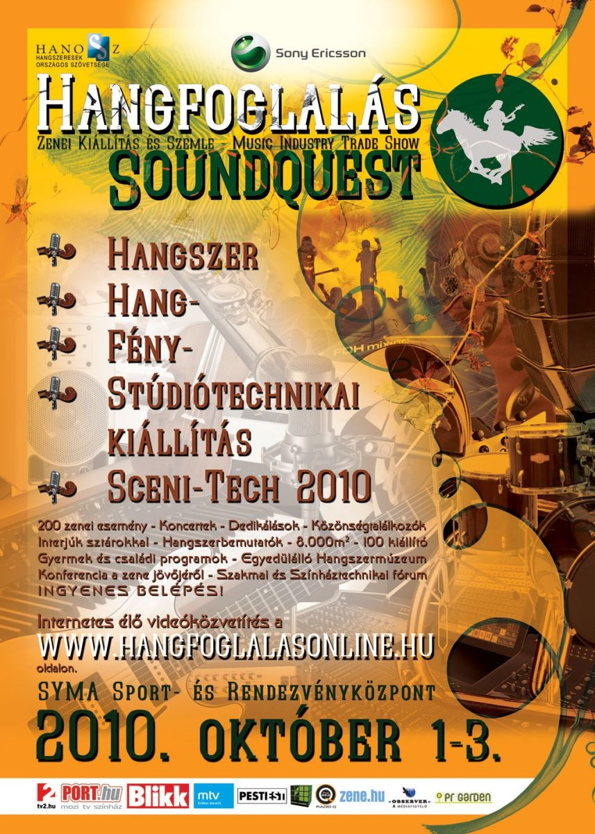 Programajánló: Hangfoglalás 2010