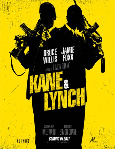 Késik a Kane & Lynch film