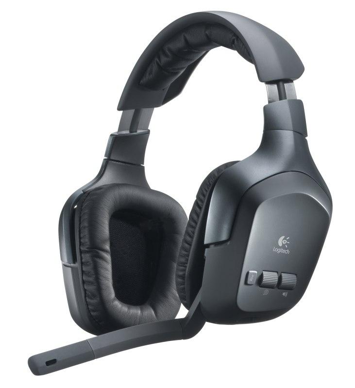 Logitech - vezeték nélküli headset PS3 és Xbox 360-hoz