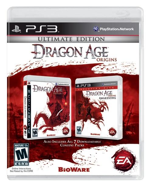 Dragon Age - jön az Ultimate Edition