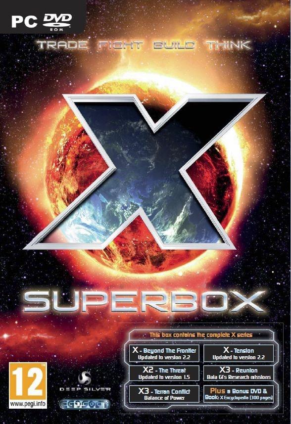 Megjelent az X Superbox!