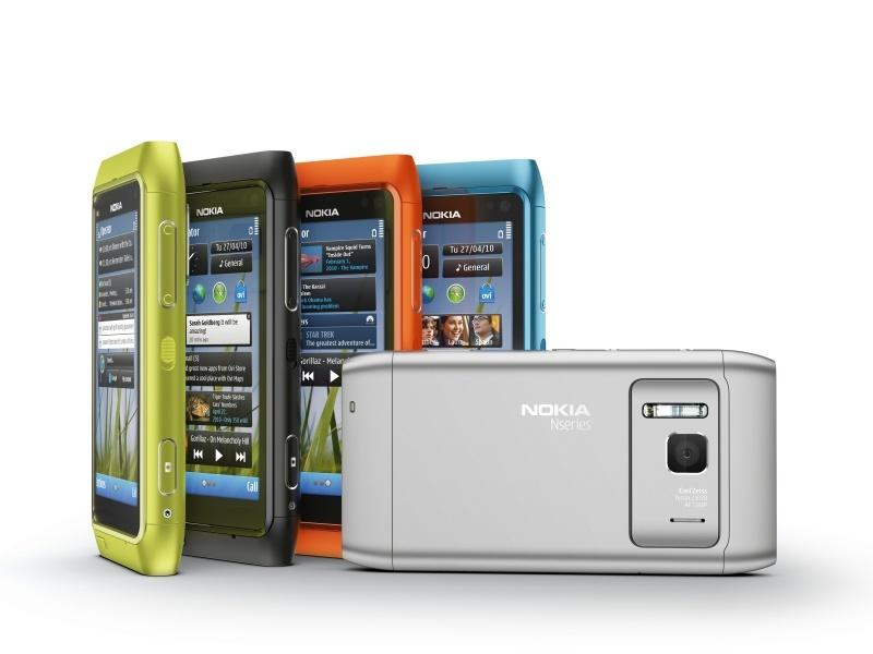 Magyar videós tartalmakkal érkezik novemberben a Nokia N8