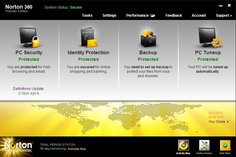 Tesztelhető a Norton 360 5.0 béta verziója