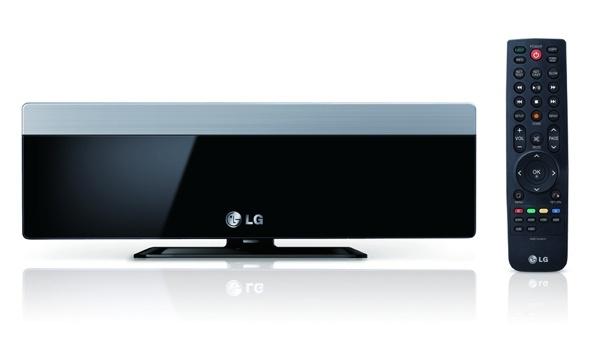 LG DP1 hordozható multimédia lejátszó