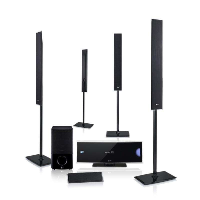 LG HX995TZ Blu-ray házimozi 5.1-es hangszórórendszerrel