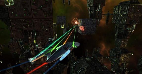 Ingyenessé válhat a Star Trek Online