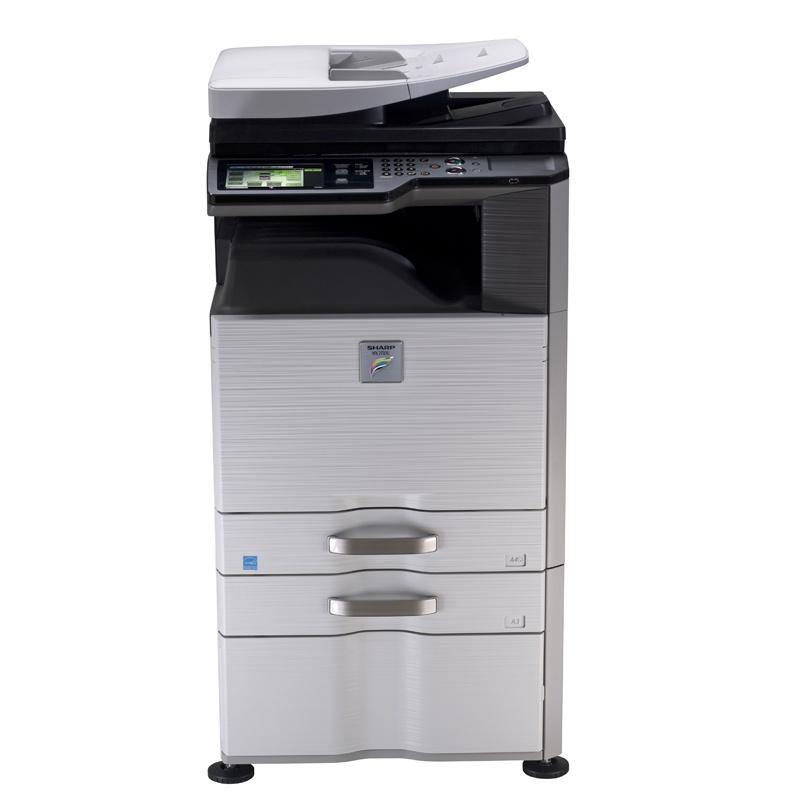 A Sharp a belépő szintű színes A3-as MFP-t kínál a kisebb irodák és munkacsoportok számára
