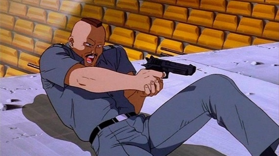 Morgan Freeman csatlakozhat az Akira csapatához