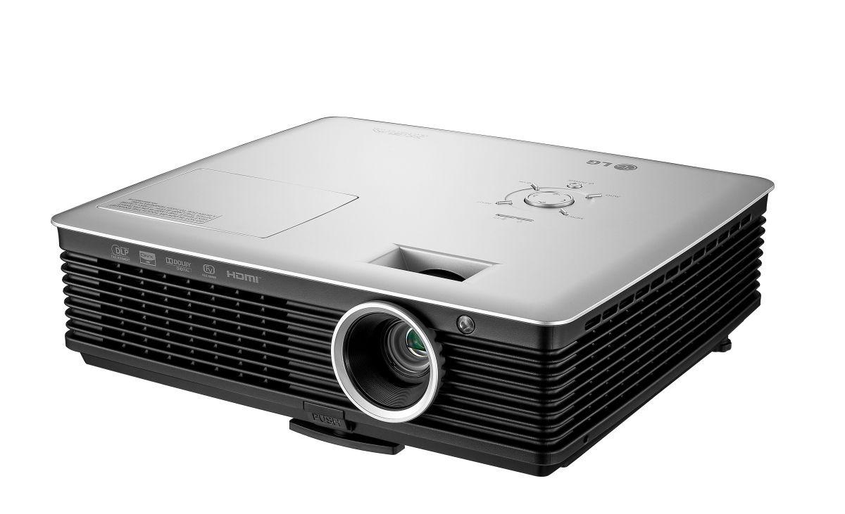 LG BX327 projektor 3D-re is felkészítve