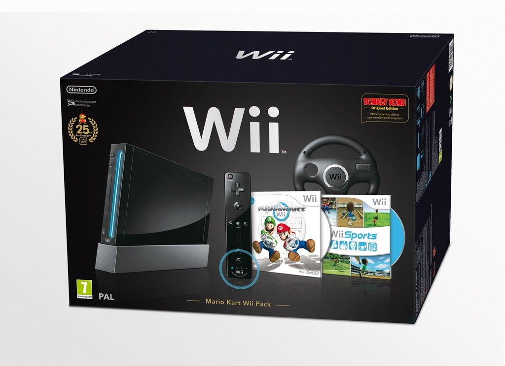 Limitált kiadású Mario Kart Wii érkezik