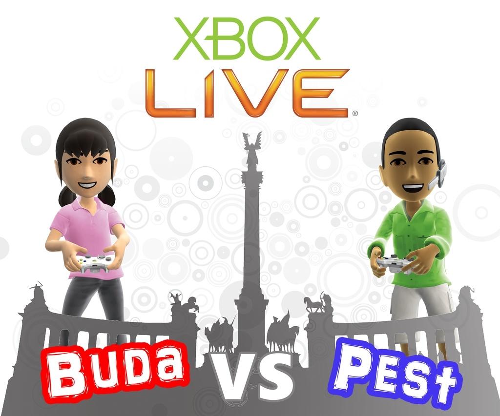 Hamarosan Xbox 360-on csap össze Buda és Pest