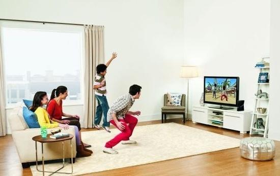 2,5 millió Kinect fogyott 25 nap alatt
