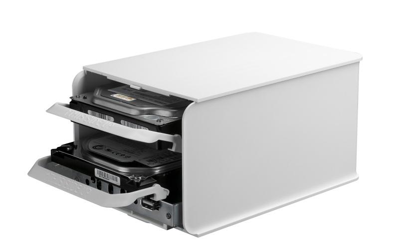 ASUS NAS-M25 gigabites hálózati adattároló