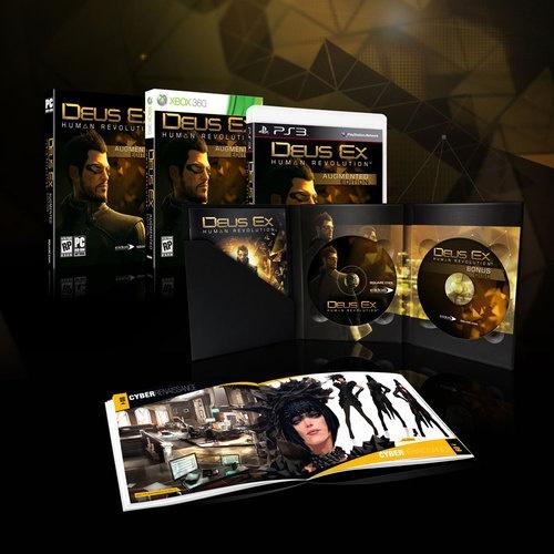 Deus Ex: Human Revolution - gyűjtői kiadás