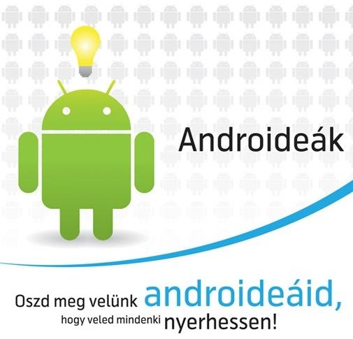 Androidos ötleteket vár a Telenor