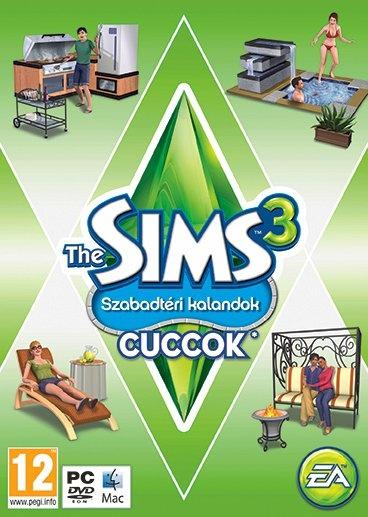 Sims 3 - új cucc-csomag érkezik