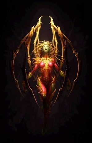 Kiszivárgott a StarCraft II: Heart of the Swarm befejező videója