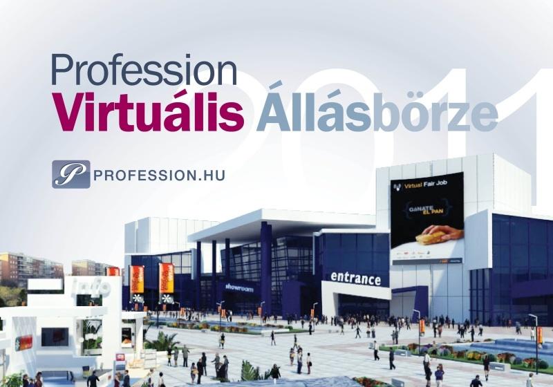Profession Virtuális Állásbörze jövőre is