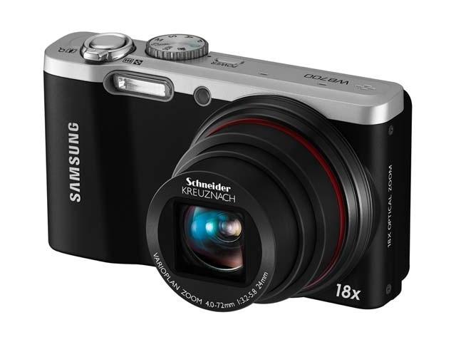 Samsung WB700 ultravékony fényképezőgép 24-szeres zoommal