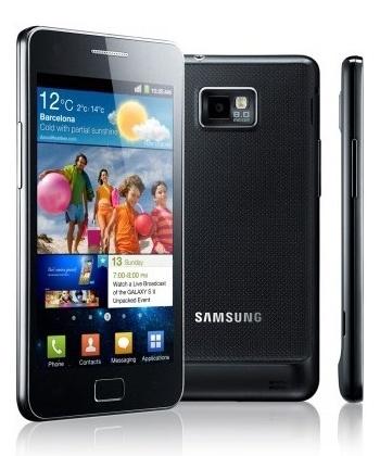 Jön a Samsung Galaxy S II