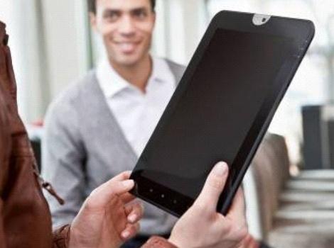 Toshiba tablet 10,1 hüvelykes kijelzővel