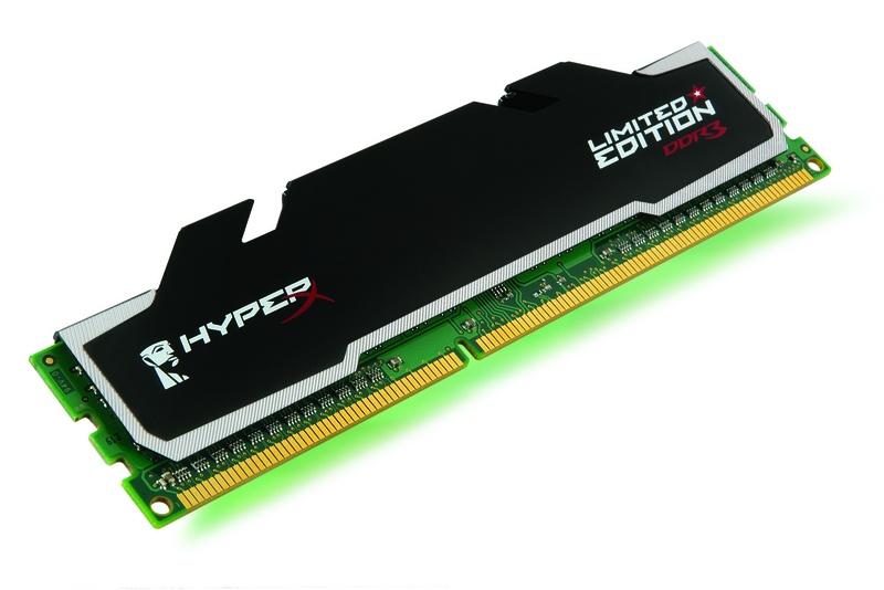 Kingston HyperX T1 Black DDR3 háromcsatornás memóriakészletek