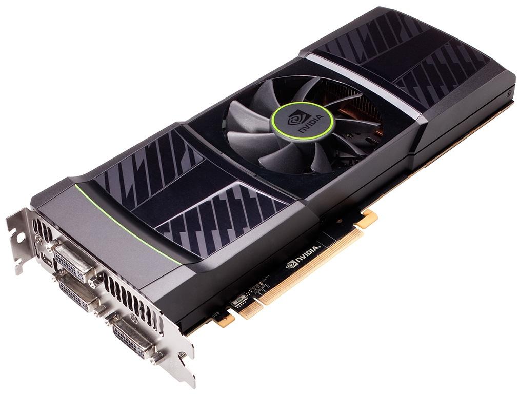 NVIDIA GTX590 - újabb csúcskártya, immáron két GPU-val