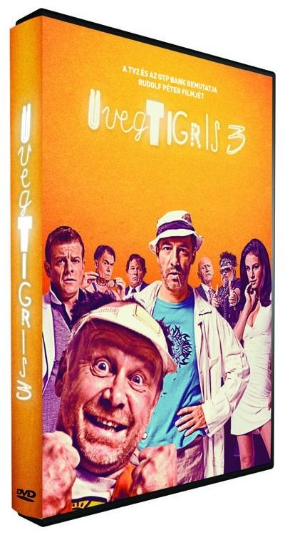 Holnaptól a boltokban az Üvegtigris 3 DVD és Blu-ray