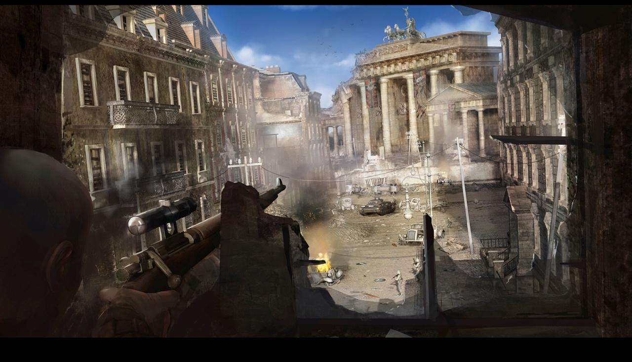 Sniper Elite 2 bejelentés