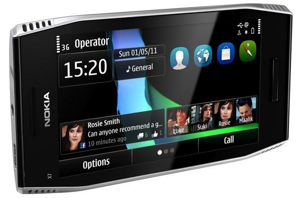 Érkezik a Nokia X7
