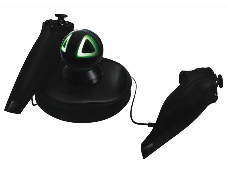 Razer Hydra: újabb mozgásérzékelő kontroller érkezik PC-hez