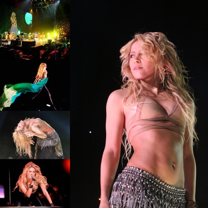 Shakira koncert május 5-én