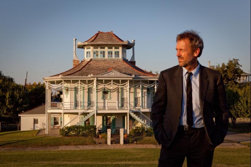 Megjelent Hugh Laurie zenei albuma, a Let Them Talk