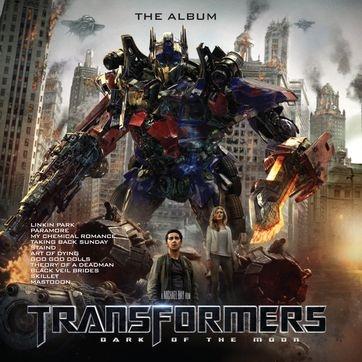 Transformers 3 zenei album