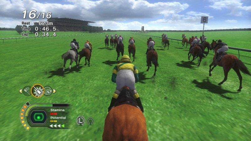 Champion Jockey - bejelentés