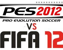 FIFA 12 és PES 2012 összehasonlítás