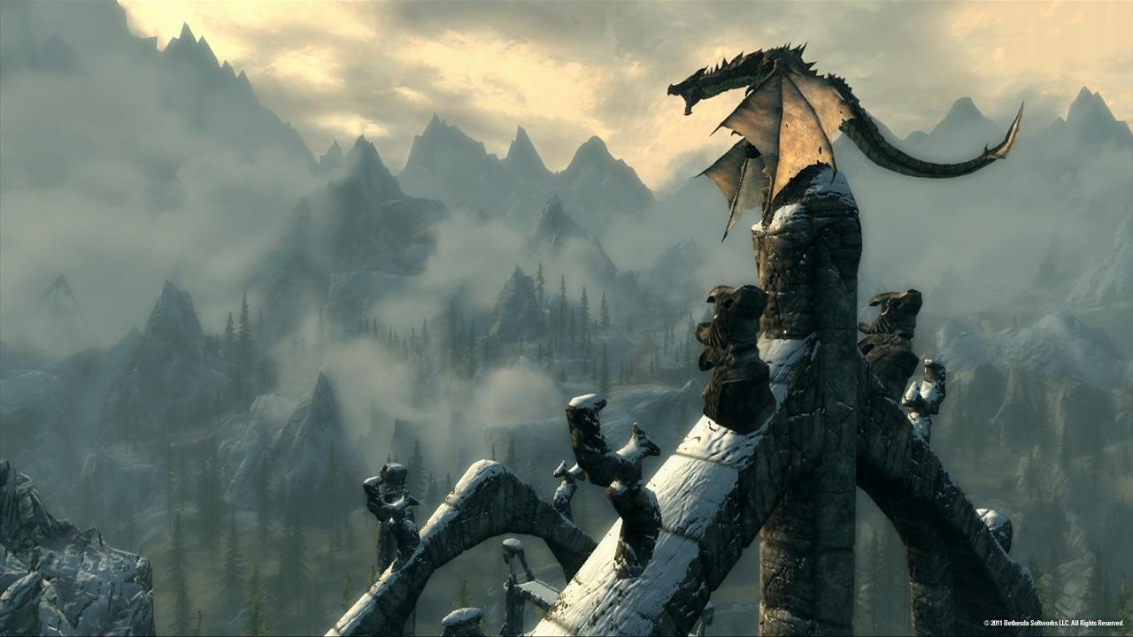 The Elder Scrolls V: Skyrim - friss információk