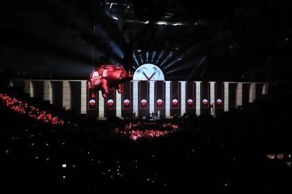 Két hét múlva érkezik Budapestre a Fal turné