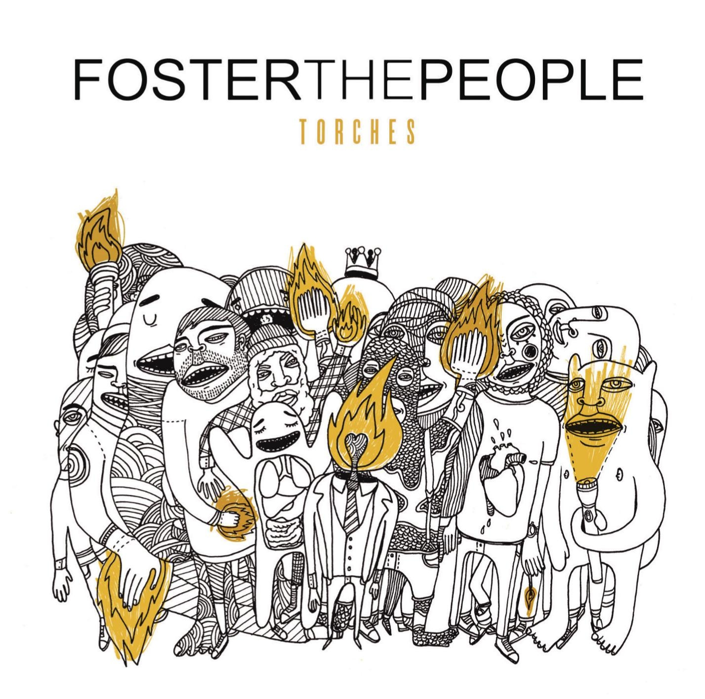 Foster The People - debütáló album