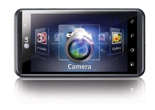 Megérkezett az LG Optimus 3D