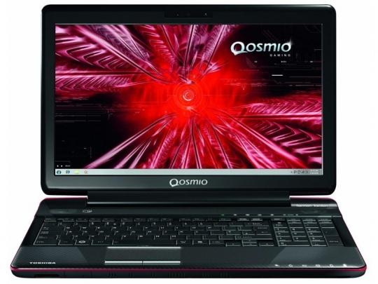 Toshiba Qosmio F750 3D notebook - három dimenzió szemüveg nélkül