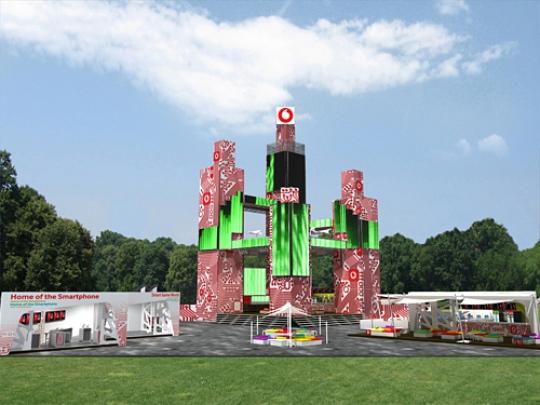 30 méteres torony a Szigeten