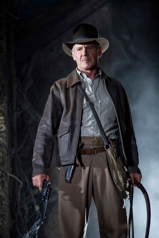 Harrison Ford: haljon meg Indiana Jones!