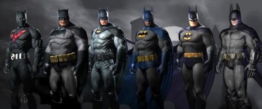 Batman: Arkham City - Bane a mi oldalunkra áll