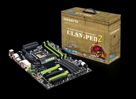 GIGABYTE G1.Sniper 2 - csúcsalaplap érkezett