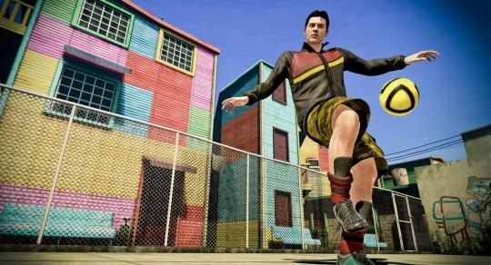 Visszatér a FIFA Street